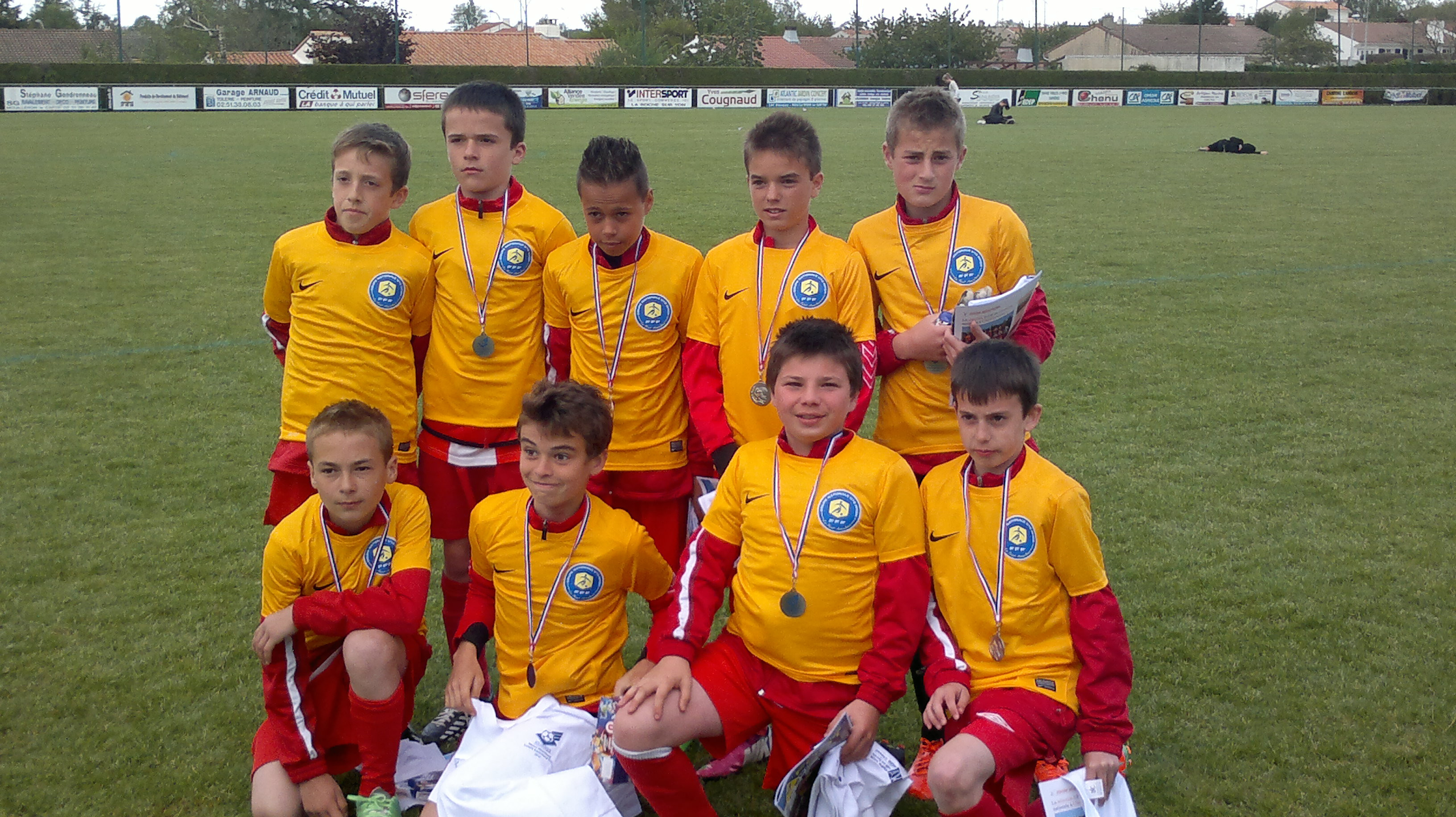 Finale Coupe Nationale U13